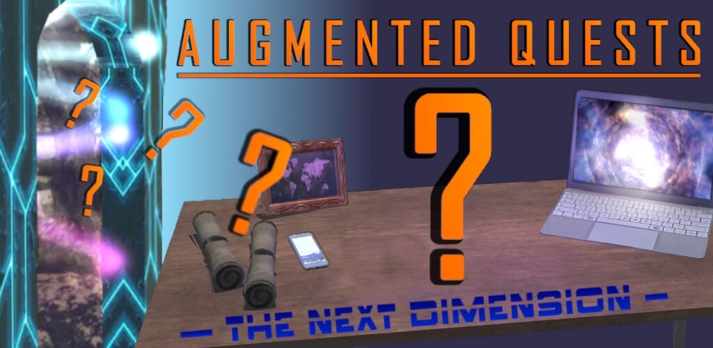 Augmented Quests - The next Dimension (ARCore)