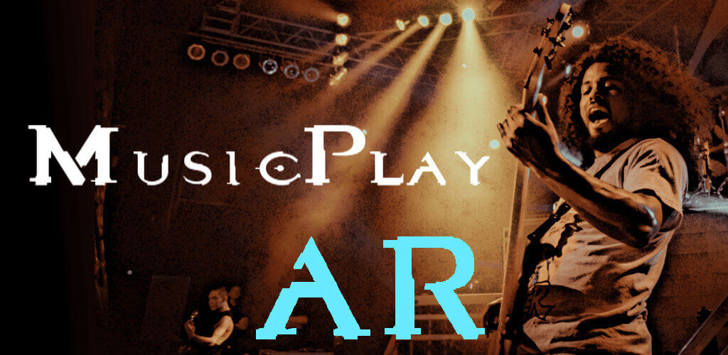 MusicPlayAR - Rock Band Musicplayer with 3D Sound